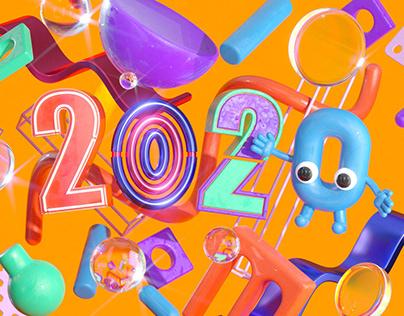 2020 Type Animation