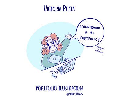portfolio ilustracion editorial