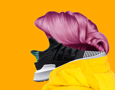 Different Faces - Adidas