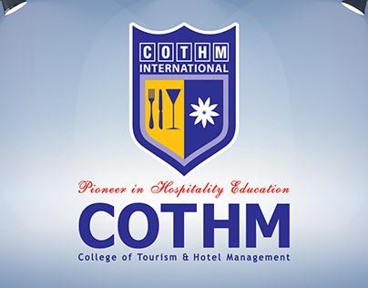 COTHM Karachi Internal Branding