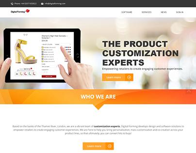 Website Redesign (UK 2015)