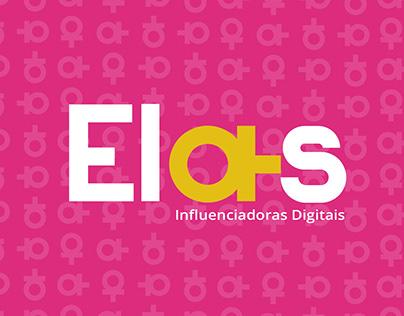 Logomarca: Elas