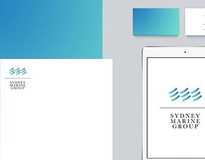Sydney Marine Group - Branding