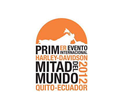 Evento Harley Davidson Ecuador