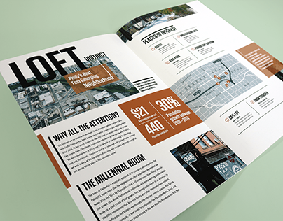Loft District Publication