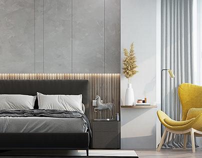 Bedroom 13.6 m2