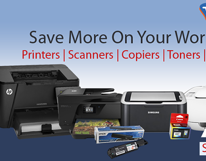 Printer Products Banner