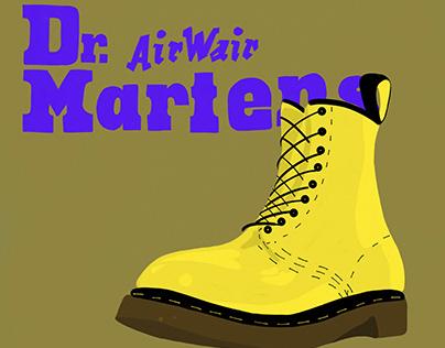 Dr. Martens Sachplakat