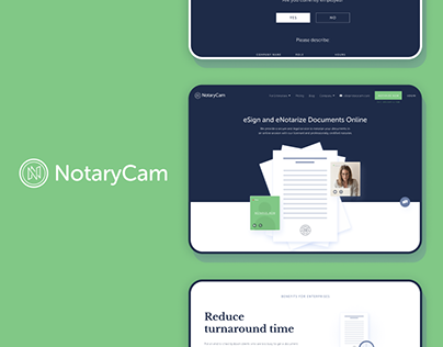 Notary Cam: e-sign and e-notarise documents online