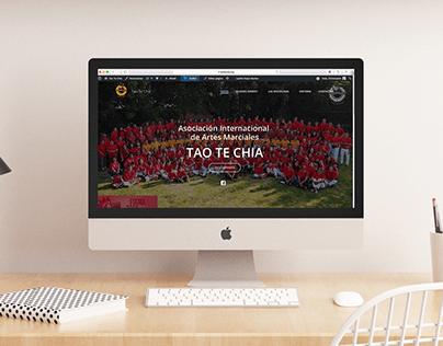 Site web Tao Te Chia