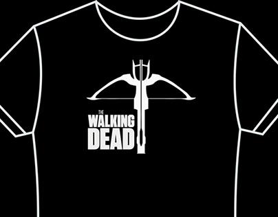 Camisetas The Walking Dead