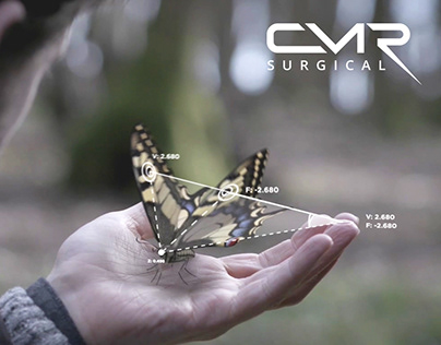 VFX for Human Technology - CMR Surgical