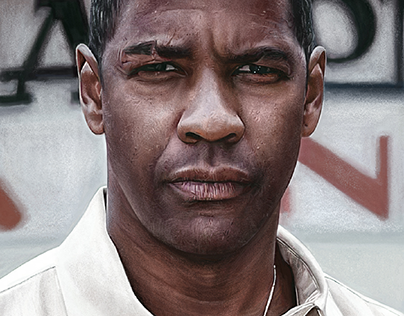 Portrait of John Creasy, Man on Fire