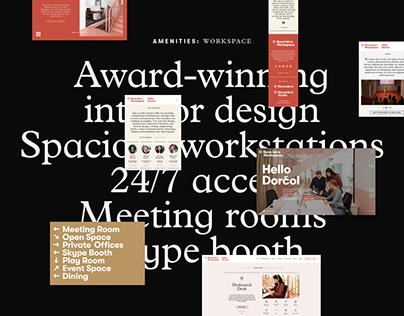 Nova Iskra Workspace — Identity & Website