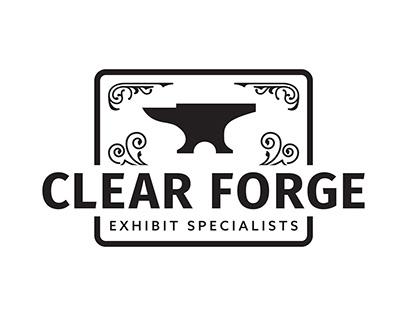 Clear Forge - Logo Design