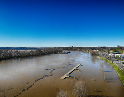 Cumberland River Flooding 2019