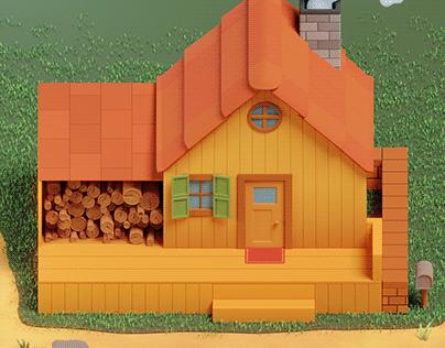 Stardew Valley - Farmer's House