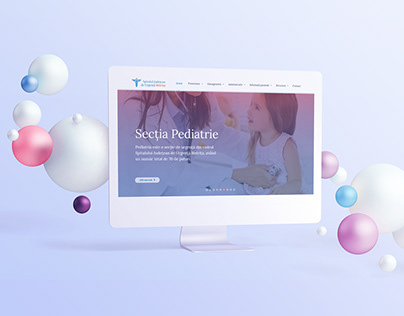 Emergency Hospital ─ Branding & Website