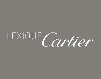 Cartier Lexique