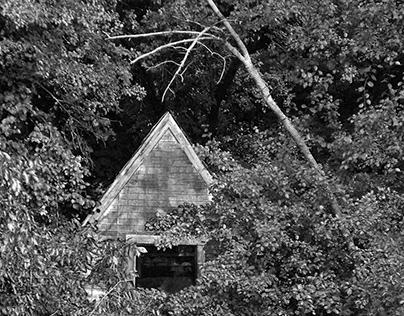 Abandoned Boat House