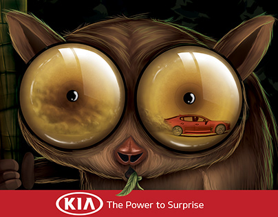 KIA-The Power To Surprise Ad