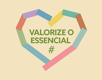 #VALORIZEOESSENCIAL