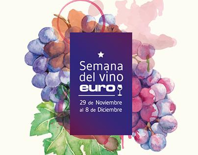 Imagen Semana del vino euro