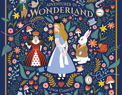 Alice in Wonderland / Poster Design