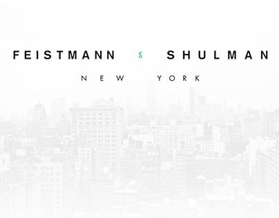 BRANDING and WEBDESIGN: Feistmann.Shulman