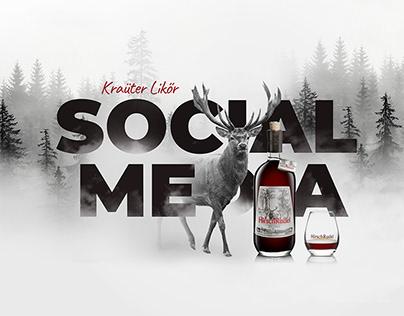 Liquor / Social Media