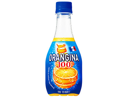 Orangina 100 (Orange 100%+Soda), 2019