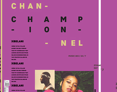 Channel O Champions