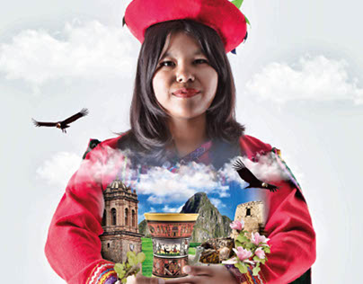 Fotomontaje - Que bien te veo Perú