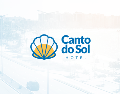 Canto do Sol - Logo Design