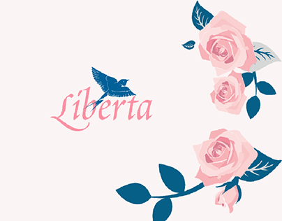 Liberta - branding beauty studio