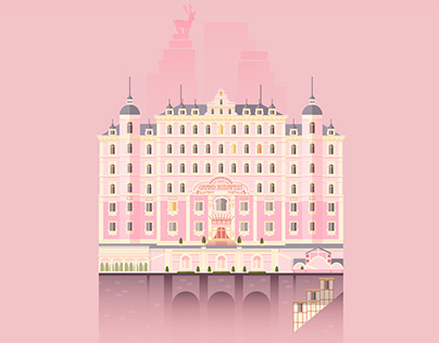 The Grand Budapest Hotel · Flat