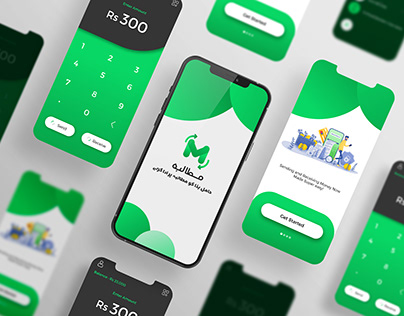 Payment App UI Design