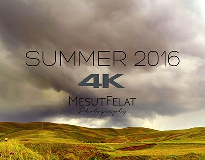 Summer 2016 Timelapse