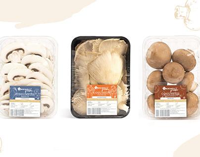 Etiquetas - Cogumelos