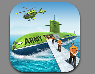 Submarine Prisoner Transport Mobile Games