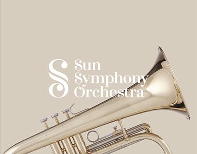 Sun Symphony Orchestra | Brand Identity