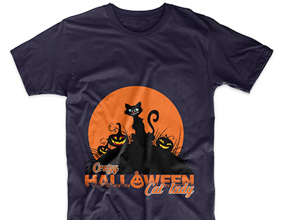 Halloween T-shirt Designs Bundle