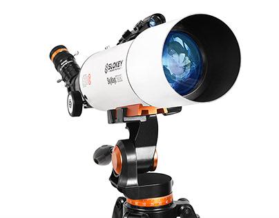 Monocular Telescope Retouch for e-Commerce | Product |