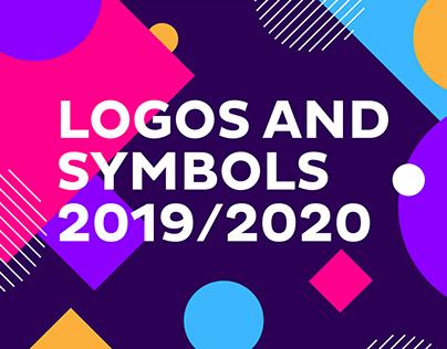 Logos and symbols 2019/2020