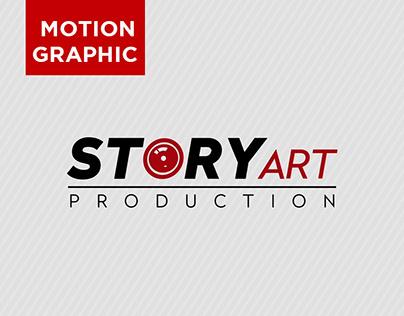 Story art ( Motion graphics )
