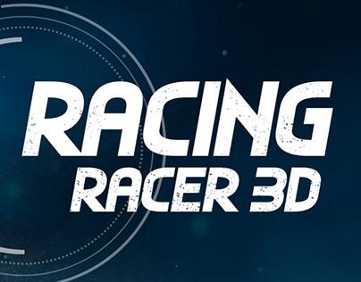 Racing Racer - Game Ui and Promo Graphics