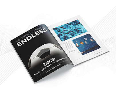 Magazine Ad - Endless Opportunities