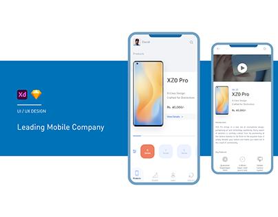 Leading Mobile Company