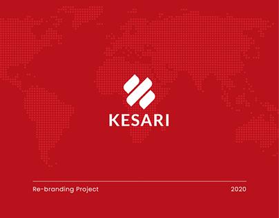 Kesari Tours   Re-branding