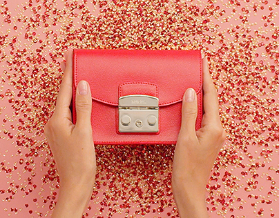 Furla - Sparkles of Joy website